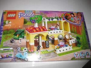 LEGO FRIENDS SET 41379 HEARTLAKE CITY RESTAURANT - BRAND NEW
