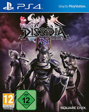 PS4 Spiel Dissidia: Final Fantasy NT FF NEU&OVP Playstation 4