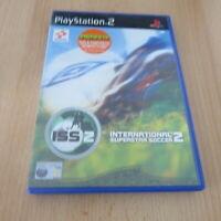 International Superstar Soccer 2 (PS2) - pal