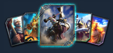 Minion Masters: Zealous Inferno Expansion Power Tokens, Dawnhammer PC STEAM KEY