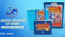 iam8bit Mega Man 30th Anniversary NES and SNES Combo
