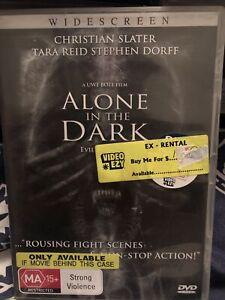Alone In The Dark DVD Ex Rental