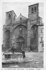 La Silla Dios - La basílica - Fachada