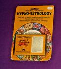 Hypno Astrology Audio Cassette Tape - Sagittarius (1980s) Hypnosis, Hypnotist