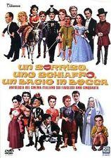 Dvd UN SORRISO, UNO SCHIAFFO, UN BACIO IN BOCCA - (1975) ....NUOVO