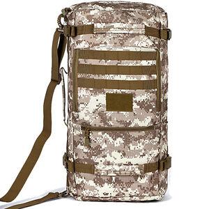 40L 50L 60L Travel Hiking Backpack Rucksack Tactical Shoulder Bag Hand Luggage