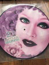 Madonna Bedtime Stories Picture LP 20th Anniversary POP, Funk, Soul Vinyl