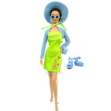 2001 Barbie Fashion Avenue Charm 29866 Citrus Blossom Outfit New Out of Pack