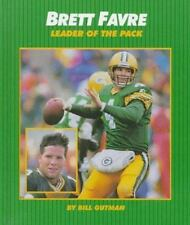 Millbrook Sports World: Brett Favre : Leader of the Pack 6 by Bill Gutman (1998,