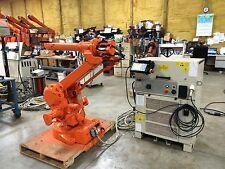 ABB Robot, ABB 2400 robot, Welding robot, Fanuc Robot, Nachi Robot, Used Robot