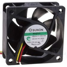 Sunon 60mm x 25mm Vapo Bearing Magnetic cooling  Fan (MB60251V2