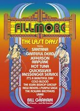 FILLMORE THE LAST DAYS New Sealed DVD