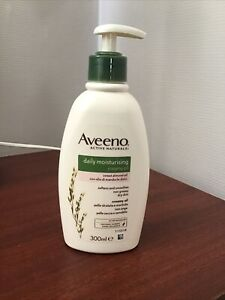 Aveeno Daily Moisturising Cream 300ml Sweet Almond Oil