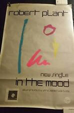 Robert Plant In The Mood The Principle of Moments 1983 40x60 Promo Import Poster