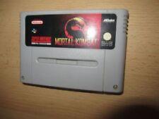 Jeux vidéo Mortal Kombat pour Action et aventure et Nintendo SNES
