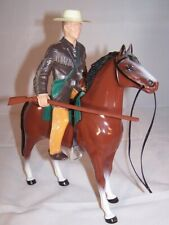1950's HARTLAND JIM BOWIE AND HIS HORSE BLAZE 800 SERIES