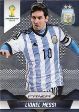 2014 Panini World Cup Brazil '14 Complete Prizm Trading Card Set (1-201) Brasil