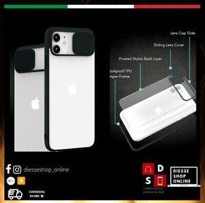 Cover anti-urto con protezione fotocamera per IPHONE