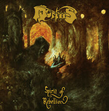 MORTIIS spirit of rebellion CD