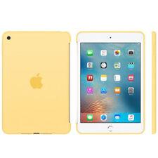 Genuine Original Apple Silicone Case for iPad Mini 4 - Yellow