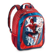Disney Store Marvel The Amazing Spiderman Backpack