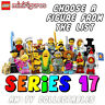 LEGO SERIES 17 MINIFIGURES 71018 - Brand New | CHOOSE YOUR LEGO MINI FIGURE