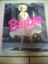Barbie - Four Decades of Fashion, Fantasy, and Fun Hardcover Book-Marco Tosa