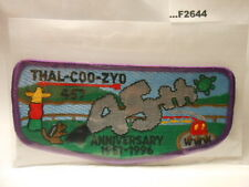 THAL-COO-ZYO LODGE 457 45TH ANNIVERSARY F2644
