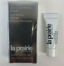 La Prairie CELLULAR Swiss Ice Crystal Serum 0.17oz/5ml Deluxe Sample NIB