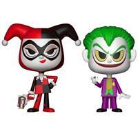 Funko Vynl DC Super Heroes Harley Quinn Joker Pack