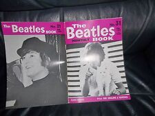 THE BEATLES MONTHLY BOOK FEBRUARY 1966  No. 31 NEAR MINT SONG LYRICS PHOTOS ETC.