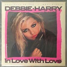 "DEBBIE HARRY - In Love With Love - 12"" Single (Vinyl LP) Geffen 20687 in shrink"