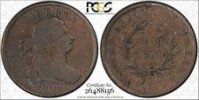 1808/7 Draped Bust Half Cent Cohen 2 PCGS VG-10