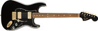 Fender FSR Limited Edition Blacktop Stratocaster Electric Guitar - MIM