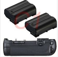 Pro Vertical Battery Grip for Nikon D600 D610 + 2x EN-EL15 ENEL15 MB-D14 Camera