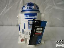 R2D2 vinyl doll, Star Wars; Applause, NEW, 7 inches tall