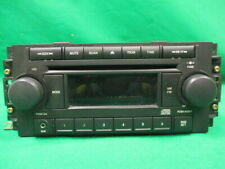 06 07 08 Mitsubishi Raider Radio Receiver CD Player OEM P05064173AE LKQ