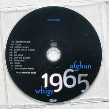 AFGHAN WHIGS  - 1965  PROMO CD SONY DMSP  For promotion only