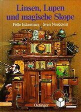 Linsen, Lupen und magische Skope von Pelle Eckerman | Buch | Zustand gut