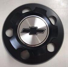 "NEW 1985-1995 Chevy ASTRO Van 15"" Wheel Hub Center Cap OEM BLACK 15594372"