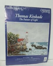 Thomas Kinkade The Painter of Light Needlepoint Kit Beacon of Hope # 30857 New