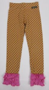 Matilda Jane Girls Size 6 Make Believe Pretend Today Leggings Icings Pants