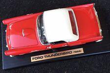1955 Ford Thunderbird 1:18 Roadrough  Hardtop Die-Cast Metal