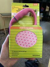 Top Paw Retractable Fashion Tape Leash S/M or M/L