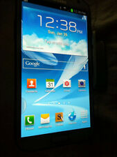 Samsung Galaxy Note II SGH-T889 - 16GB - T-Mobile unlocked White