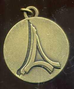 medaille A S C AIR  les 20 km de PARIS 1981