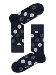 Happy Socks - Socken - Out Of Focus Dot Sock - grau