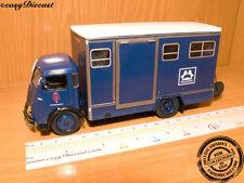 BERLIET GLA-GLB HORSE TRANSPORT 1:43 FRANCE TRUCK 1957