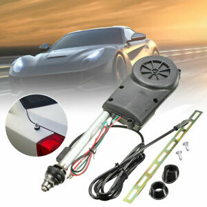 Replacement Wing Mount Car Electric Aerial Fitting Kit Fully Automatic Antenna