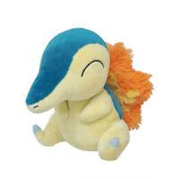 Sanei Pokemon Cyndaquil Plush Toy Doll New Gift 18cm